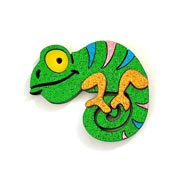 Carmen Chameleon Brooch By Tantalising Treasures- Last One!