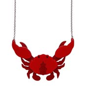 Crustacean Elation Necklace By Erstwilder Fan Favorite 2020