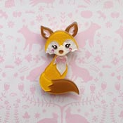 Delightful Mr Dohle Brooch Pink By She Loves Blooms