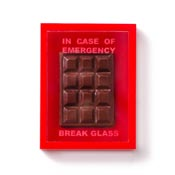 Emergency Chocolate Box Brooch By Martinis & Slippers