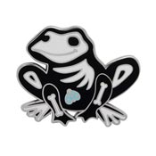 Haunted Hopper Enamel Pin By Erstwilder