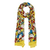 Hello Kitty Adventure Neck Scarf By Erstwilder