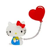 Hello Kitty Balloon Heart Brooch By Erstwilder - Imperfect