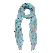 Peter Rabbit & Friends Neck Scarf By Erstwilder