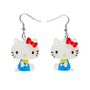 Hello Kitty Take A Break Earrings By Erstwilder - Imperfect