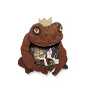 The Frog Prince Brooch By Laliblue