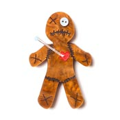 Voodoo Doll Brooch By Martinis & Slippers