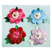 Blooming Peony Brooch By Wildworth Design Co.
