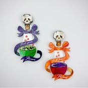 Pick Your Poison Brooch By Wildworth Design Co.