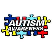Autism Awareness Support Magnet