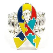 Autism Stretch Ring