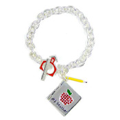 Teachers Toggle Bracelet