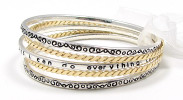 Stackable And Bangle
