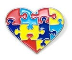 Autism Pins And Sets