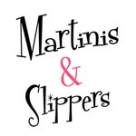 Martinis & Slippers Brooches