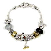 Good Doggie Slider Bracelet