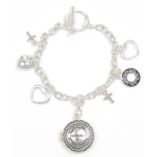 Happiness Locket Bracelet