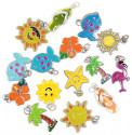 Clearance Tropical Charm Lots IRREGULARS