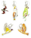 Limited Stock Bird Charms