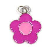 Pink Posie Charm