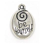 Be Yourself Charm
