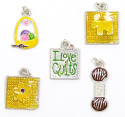 Limited Stock Quilting and Knitting Charms