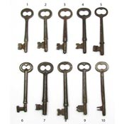 Skeleton Keys Lot 1