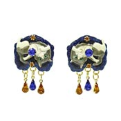 Karpet Kat Earrings By Lunch At The Ritz LATR