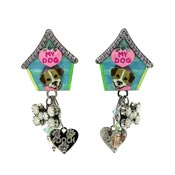 Oh My Dog Earrings By Lunch At The Ritz LATR