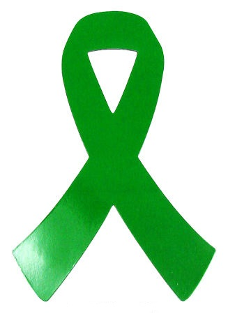 Priced Right Green Ribbon Magnet