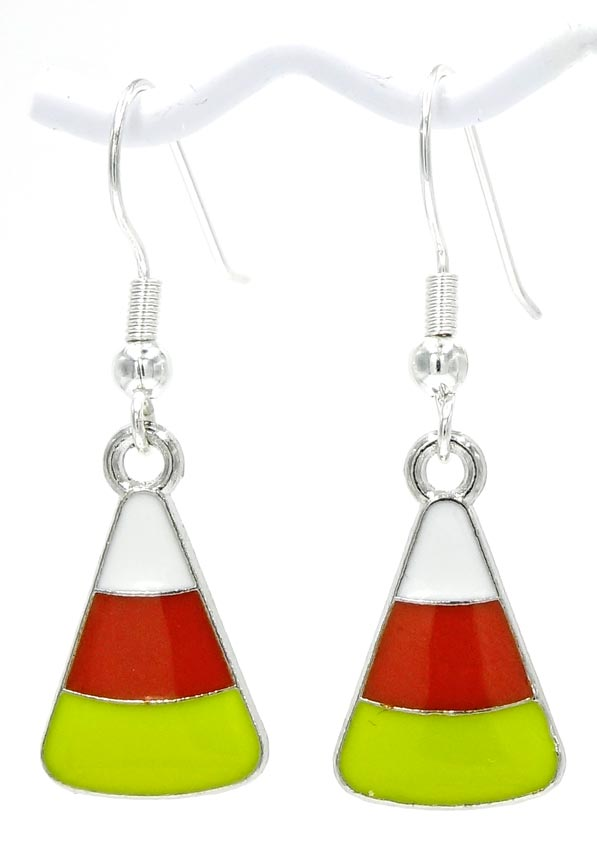 e5136f732 Candy Corn Charmer Earrings With Gift Box