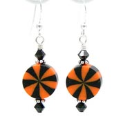 Halloween Candy Earrings