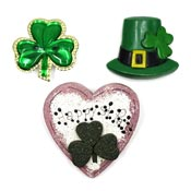 Vintage Irish Pin Lot Hallmark And More