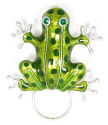 Frog Glasses or ID Holder Pin - SOLD