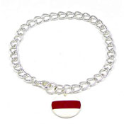 Oral Head And Neck Cancer Awareness Bracelet