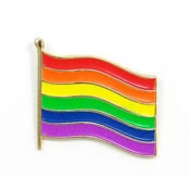 Rainbow Flag Pin