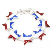 Magnetic Star Spangled Bracelet