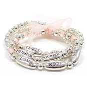 Whats Important Bracelet Set