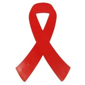 Priced Right Red Ribbon Magnet