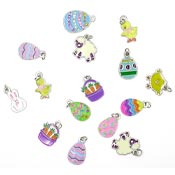 Clearance Easter Charm Lots IRREGULARS