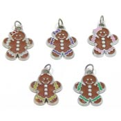 Gingerbread Charms Pick Your Style