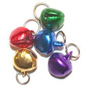 6mm Jingle Bell Charms
