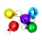 9mm Round Jingle Bell Charm