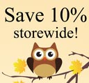 SAve 10% off your order today!