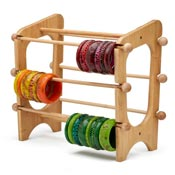 Atomic Bamboo Bangle Stand By Splendette
