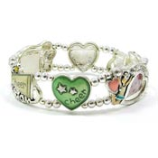 Cheer Mom Photo Cuff