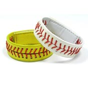 Baseball Or Softball Adjustable Velcro Bracelet