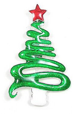 christmas tree pin - Christmas Pins