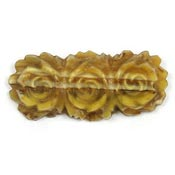 Vintage Celluloid Early Plastic Rose Pin