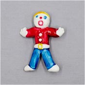 Rare Vintage Mr. Bill Pin